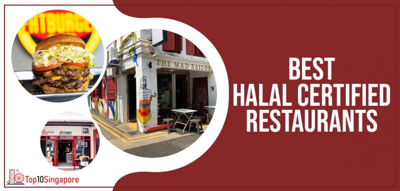 Best Halal Certified Restaurant Singapore